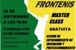 Masterclass Frontenis