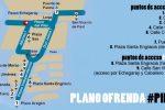 Plano ofrenda Pilar 2016
